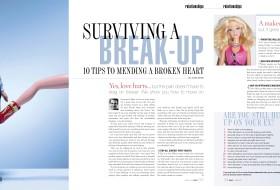 10 Tips to Mending a broken heart